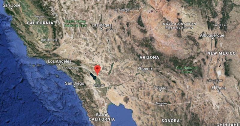 geyser in california threatens tracks