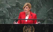 Croatia Says It Won't Sign UN's Global Migration Pact