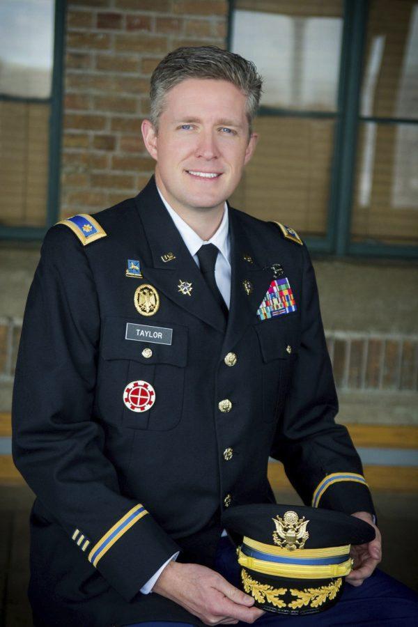 Maj. Brent Taylor of Utah