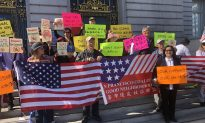 San Francisco Residents Rally for a 'Drug-Free America'