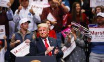 Trump and Pence Rally in Chattanooga for Marsha Blackburn