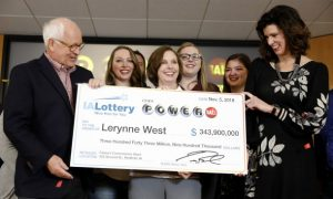 Iowa Powerball Winner Makes Massive Donation to Wounded Veterans