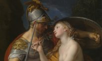 Pompeo Batoni's 'Peace and War' and the Gift of Peace