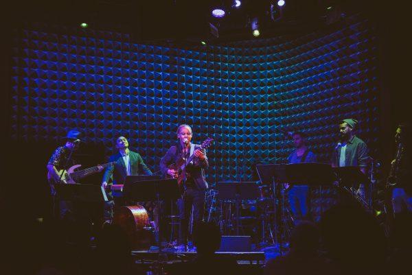 A performance at Joe's Pub