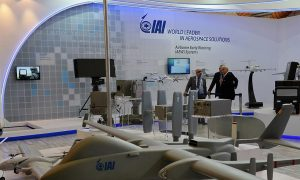 China Seeks to Snap Up Technology, Build Middle East Influence Through Israel Relations