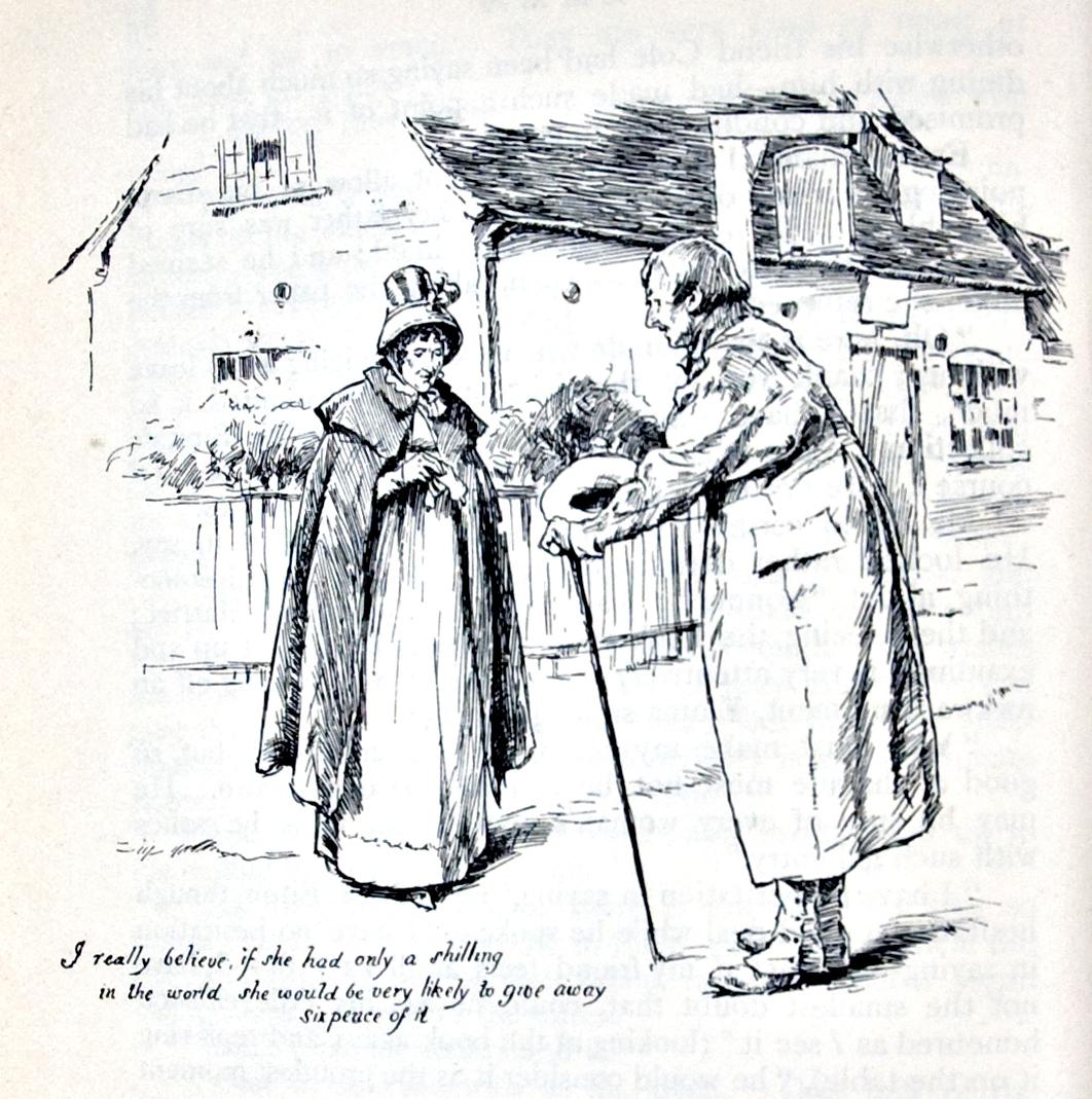 Jane Austen Emma Miss Bates