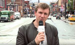 Project Veritas Founder O'Keefe on Pre-Election Exposés: 'We Go After Sacred Cows'