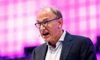 Don't Leave Half the World Offline and Behind, Urges Web Founder Tim Berners-Lee