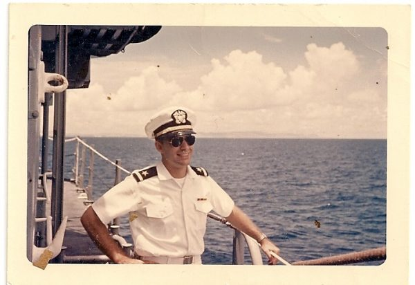 Bob Piazza about USS Finch