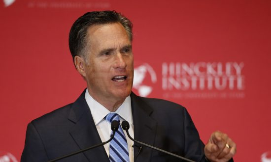 Romney on Secret Twitter Account: 'Embarrassed to Be Called a Lurker'