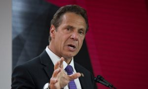 Cuomo-Backed Bill Strips Political Speech From NY Nonprofits