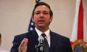 Pro-Trump Desantis Has Highest Approval of Any Florida Governor in a Decade