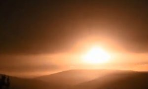 Video: US Air Force Test-Fires Minuteman III Missile from California