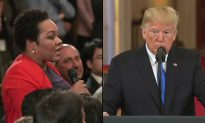 Video: Trump Tells Reporter That She Asked Him a 'Racist Question'