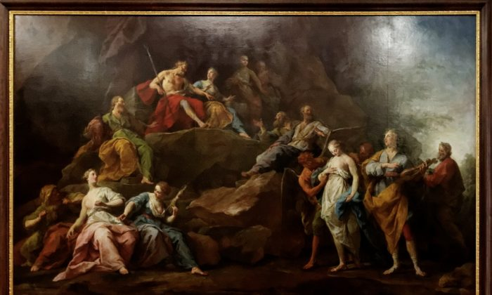 Orpheus and Eurydice: The Myth...