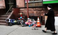 Hate Crimes Spike in New York, Official Figures Show