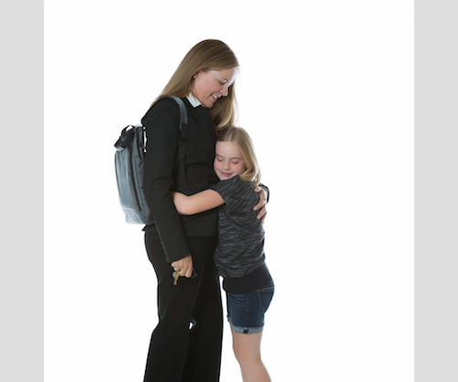 Somehow, some way, you've managed to raise little people who care. (Shutterstock)