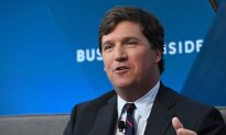 Far-Left Group Appears at Tucker Carlson's House, Harasses Family