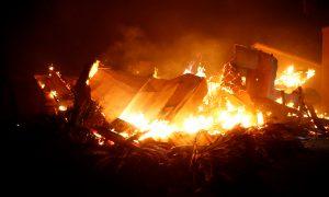 Five Dead in California Wildfire as Second Blaze Forces Malibu Evacuation