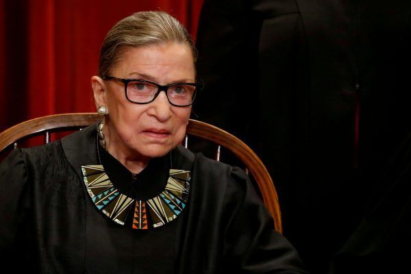 supreme court justice Ruth Ginsberg