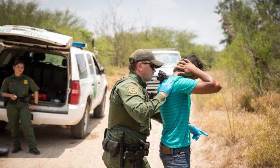 Border Patrol Apprehends Nearly 450 Illegal Aliens in Western Arizona