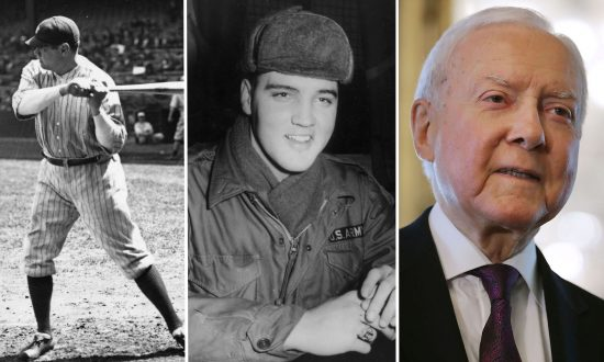 Babe Ruth, Elvis Presley, Senator Hatch to Receive Presidential Medal of Freedom