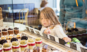 Baking With a Humble Heart at B. Patisserie