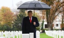 On Centenary in France, Trump Honors Americans Who Died in World War I