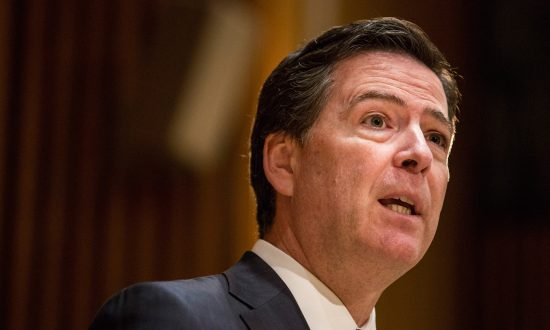 James Comey to Teach at Columbia University Law School