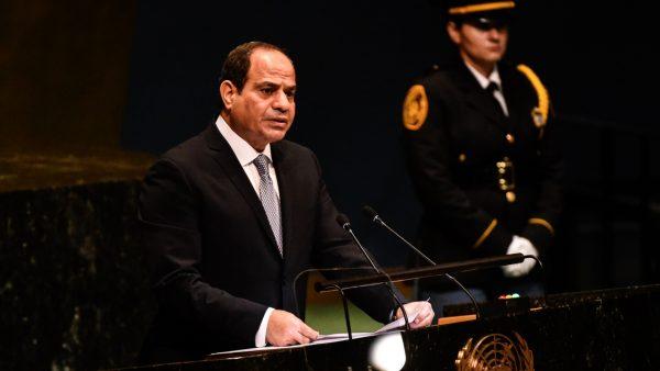 President Abdel Fattah al-Sisi