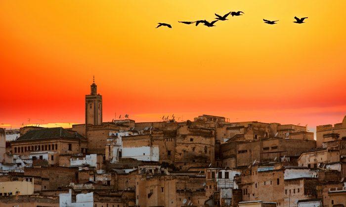 Sunset in Fez, Morocco. (Shutterstock)