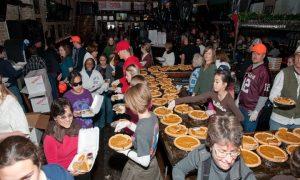 Operation Turkey Feeds Many Needy on Thanksgiving