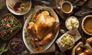 Thanksgiving Dinner: One Turkey, Three Families, Three Ways