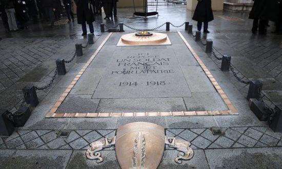 The Centenary of the WWI Armistice