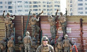 U.S. Troop Levels at Mexico Border Likely at Peak: Commander