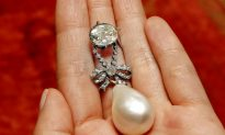 Marie Antoinette Pearl Pendant Sells for Record $32 Million