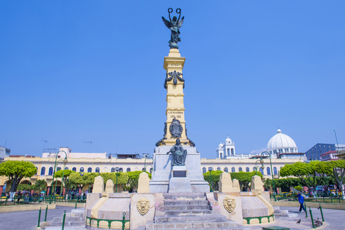4. Monument to the Heroes, Plaza Libertad, San Salvador. (Shutterstock)