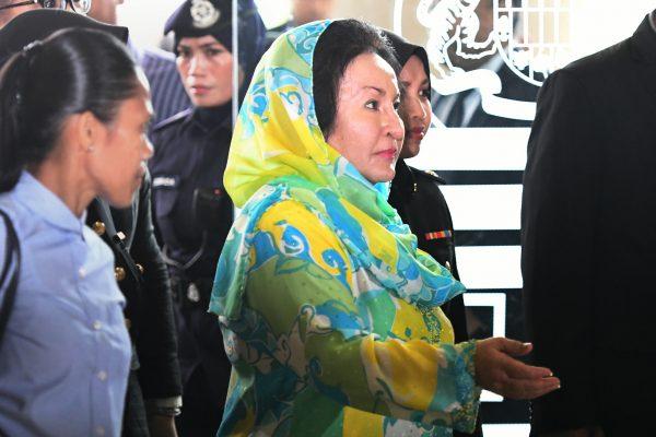 Rosmah Mansor wife Najib Razak