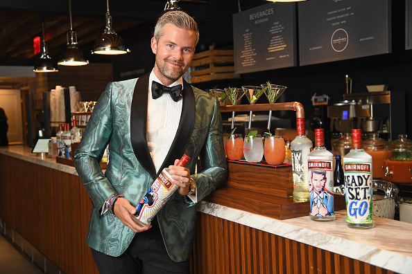 "Ryan Serhant celebrates 10 years in real estate, the season 7 finale of Million Dollar Listing: New York, and the launch of his first book ""Sell It Like Serhant"" at Samsung 837 in New York City. on Sept. 4, 2018. (Dimitrios Kambouris/Getty Images for Ryan Serhant)"