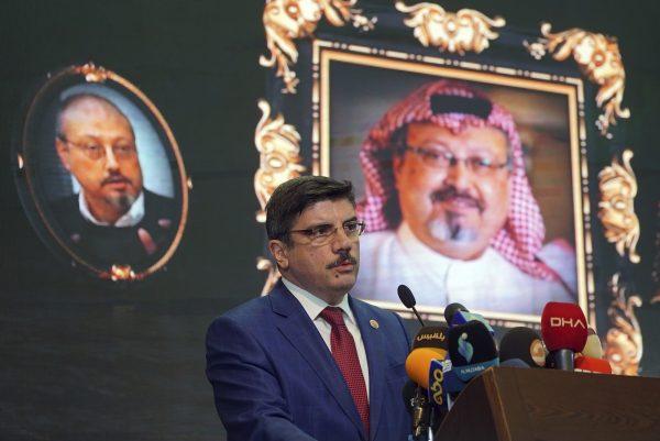 Turkish advisor speaks about Khashoggi