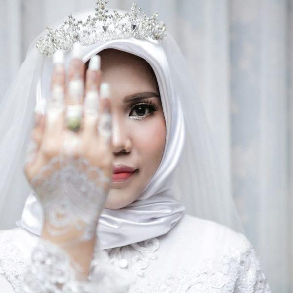 wedding photo bride Lion Air