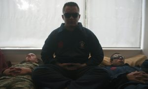Meditation Helps Vets With Post-Traumatic Stress Disorder