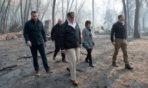 Federal Government Rejects California Request for Wildfire Disaster Assistance: Spokesman