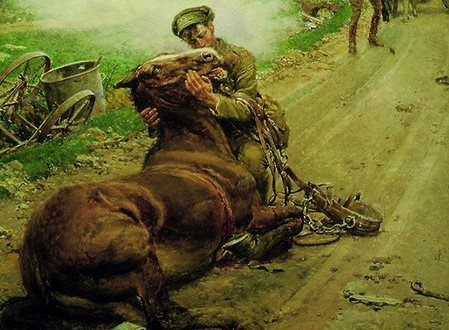 Poetry Found: 'The Battery Horse' by E.R. Henry