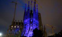 Barcelona's Iconic Sagrada Familia Gets Completion Date