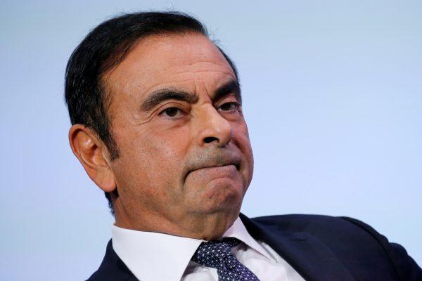 Carlos Ghosn CEO Nissan