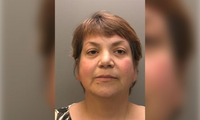 Zholia Alemi was sentenced to five years in prison  on Oct. 18, 2018, for pretending to be a psychiatrist. (Cumbria Police)