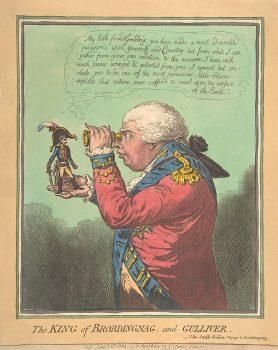 James_Gillray_The_King_of_Brobdingnag_and_Gulliver