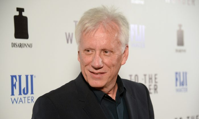 File photo of actor James Woods at the premiere of a film in West Hollywood, Calif., April 9, 2013. (Jason Merritt/Getty Images)