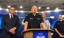 Australia Police Arrest 3 Men Over Mass Attack Plan